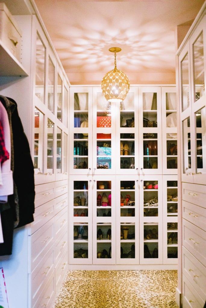 Fashionista Closet Reveal