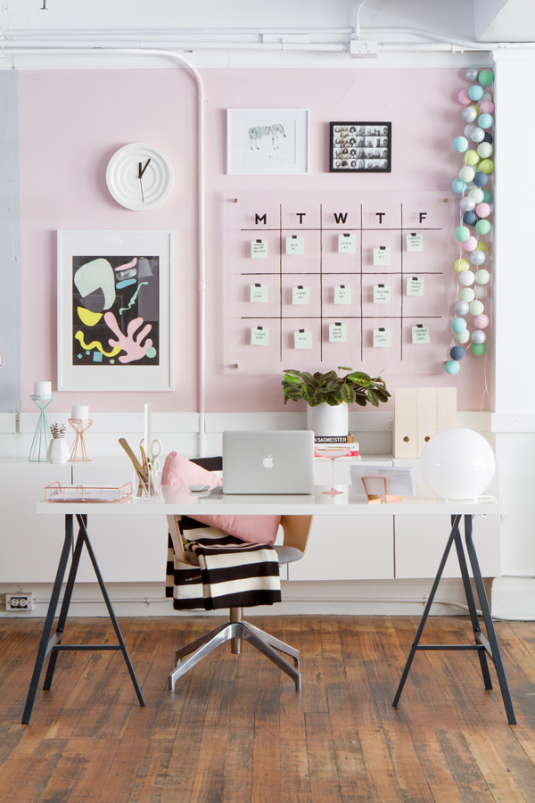 Inspiring GirlBoss Home Offices