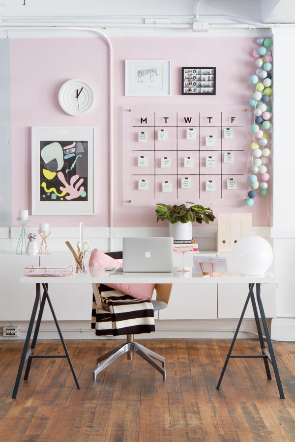 Inspiring GirlBoss Home Offices