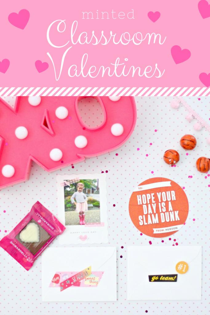 Minted Classroom Valentines