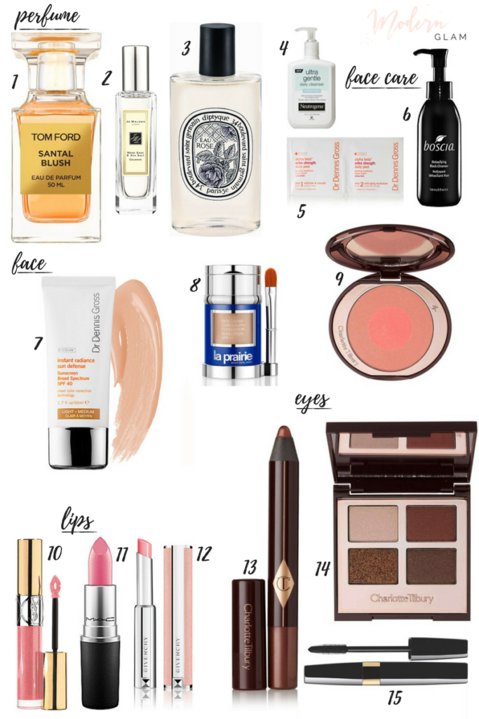 My Beauty picks