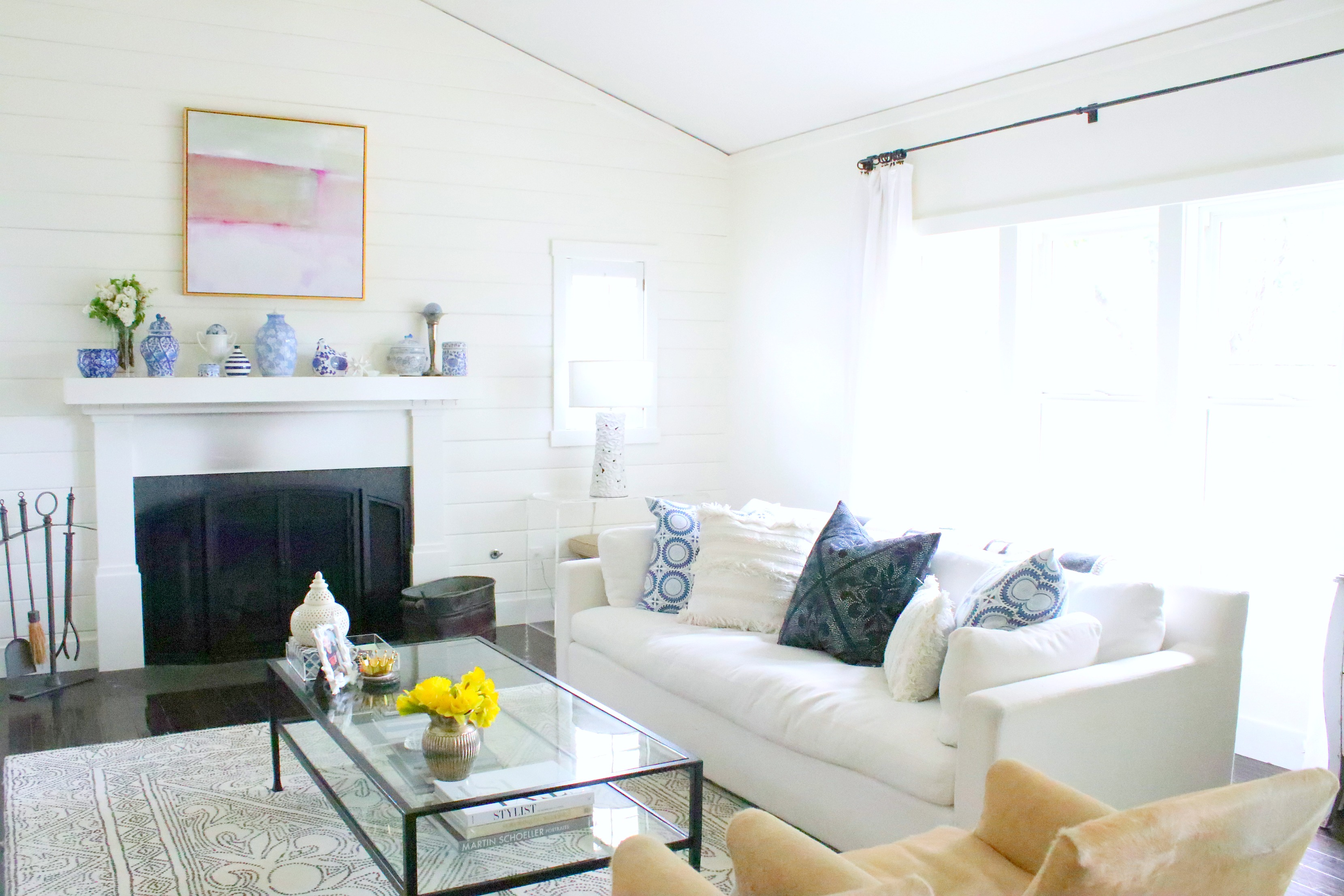 living room restyling