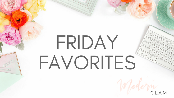 Friday Favorites - May 5