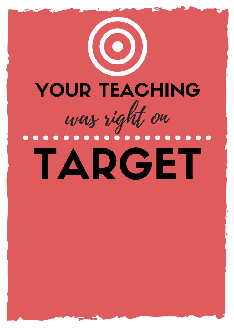 photograph regarding Printable Target Gift Card referred to as Instructor Present Card Printables