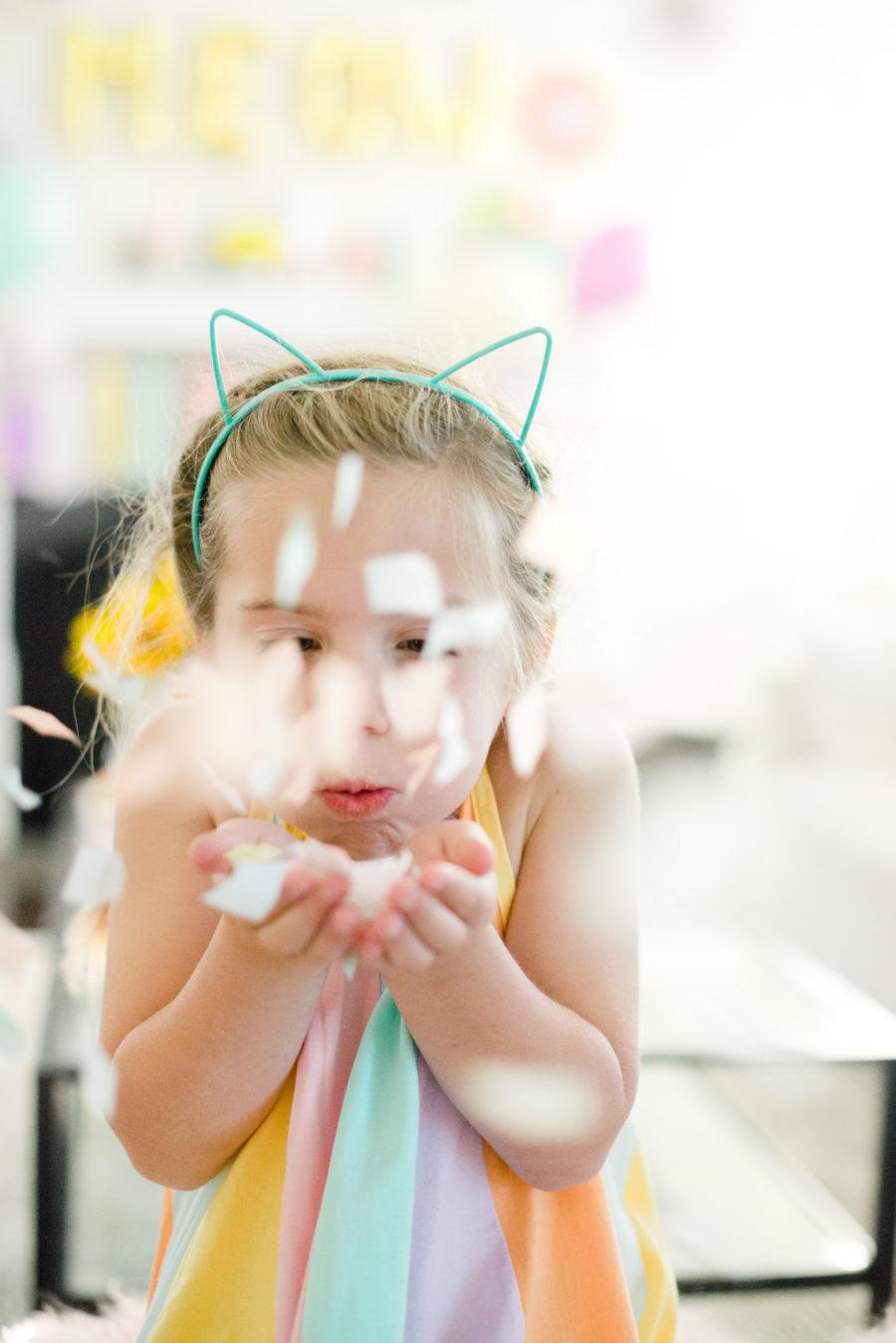 Rainbow Kitty Party