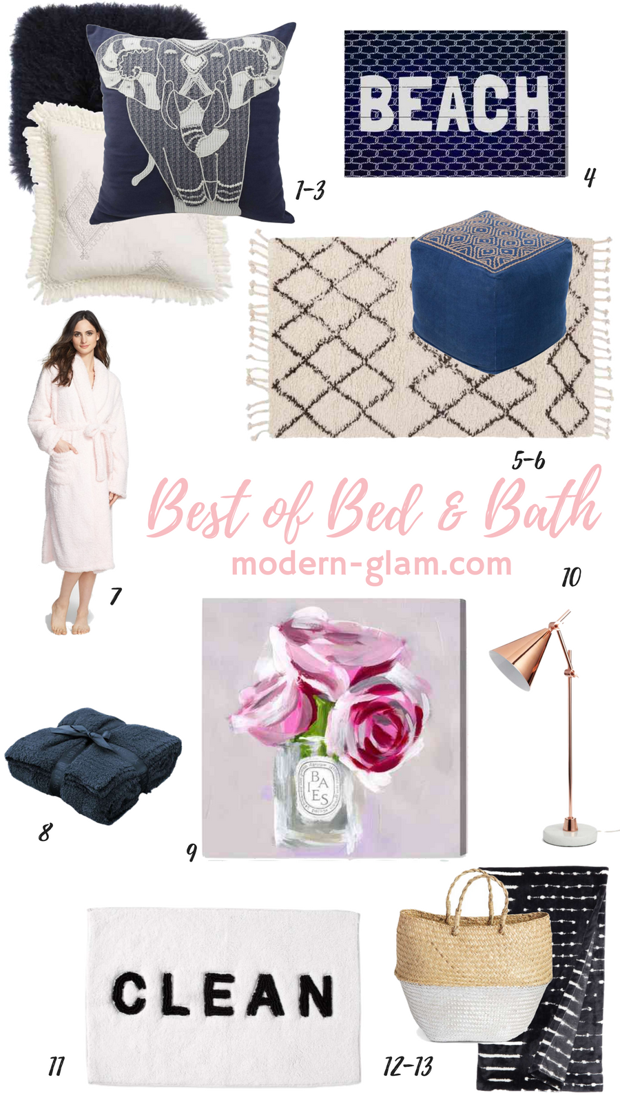 Nordstrom Anniversary Sale 2017 - Best of Bed & Bath