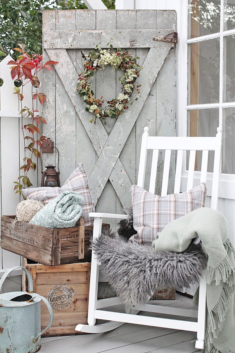 Diy Patio Furniture Easy Front Porches