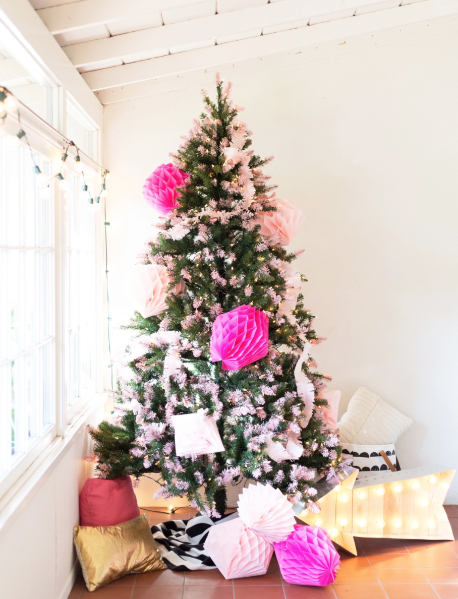 10 Inspiring Ideas: Christmas Trees