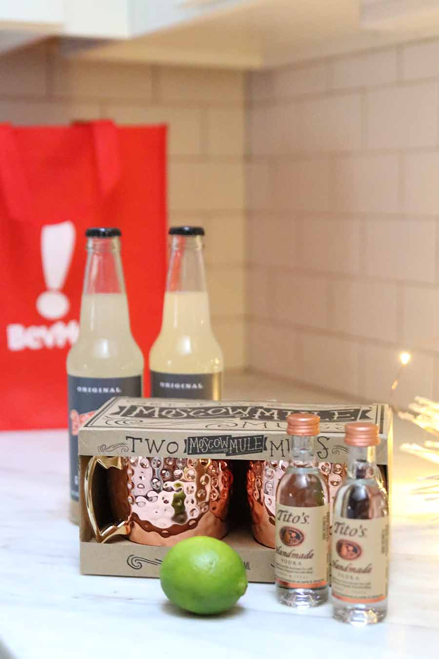 Moscow Mule Hostess Gift
