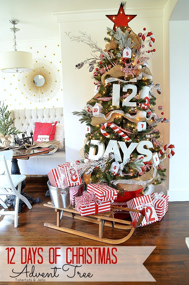 10 Inspiring Ideas: How to Decorate Your Christmas Tree!