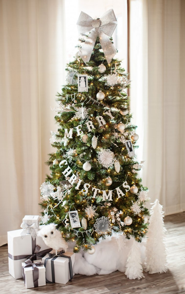 10 Inspiring Ideas to Decorate your Christmas Tree