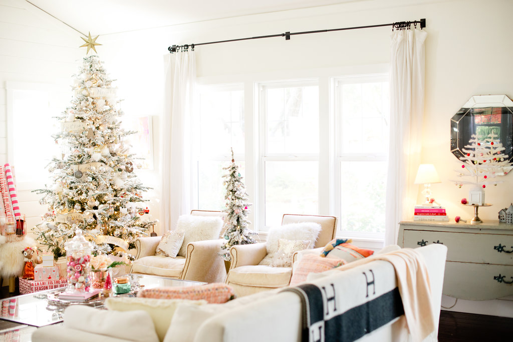 A Very Vintage Holiday Home Tour