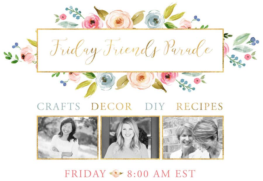 Friday Friends Parade - Linky Party #3