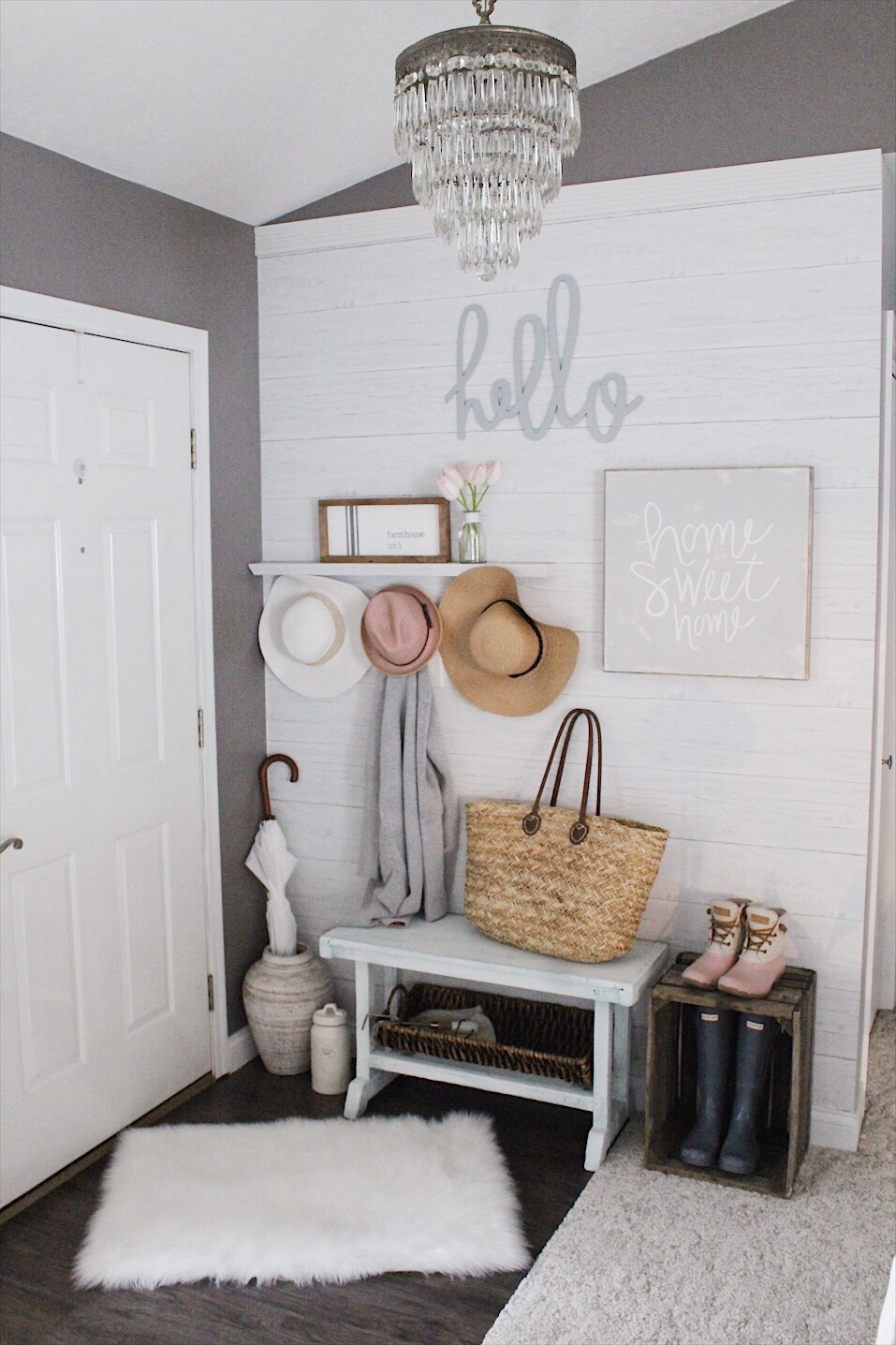 Winter Decorating for the home