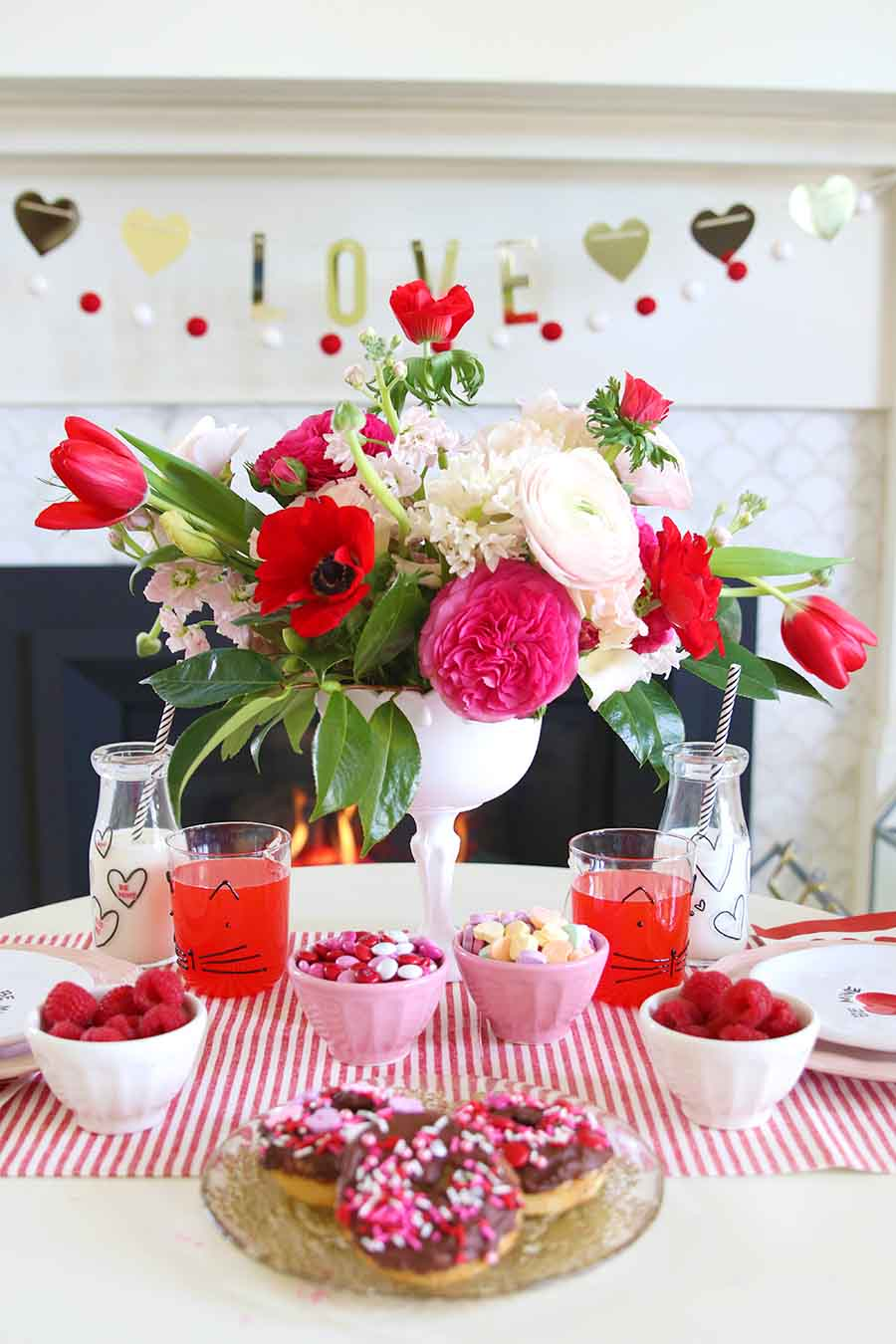 Valentine's Day Kids Party and Brunch