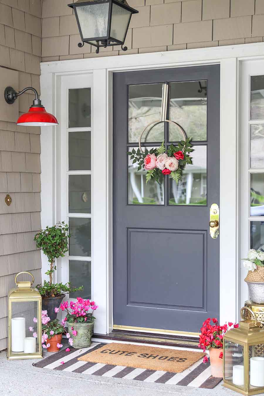 12 months of front porch decorating ideas