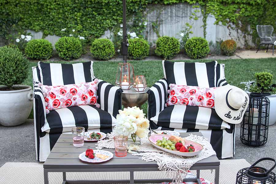 Patio Decorating Ideas: 7 Simple Summer Updates