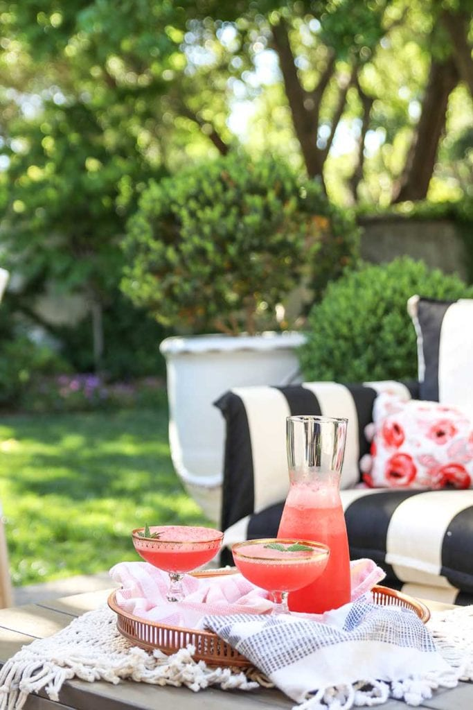 Watermelon Drink REcipes