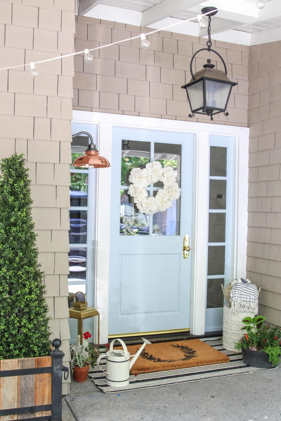 How To Paint Your Front Door In One Afternoon An Easy Step By Step Guide