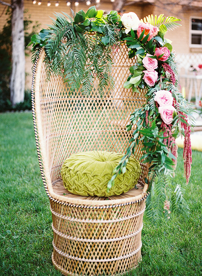 Garden Bridal Shower Party Ideas