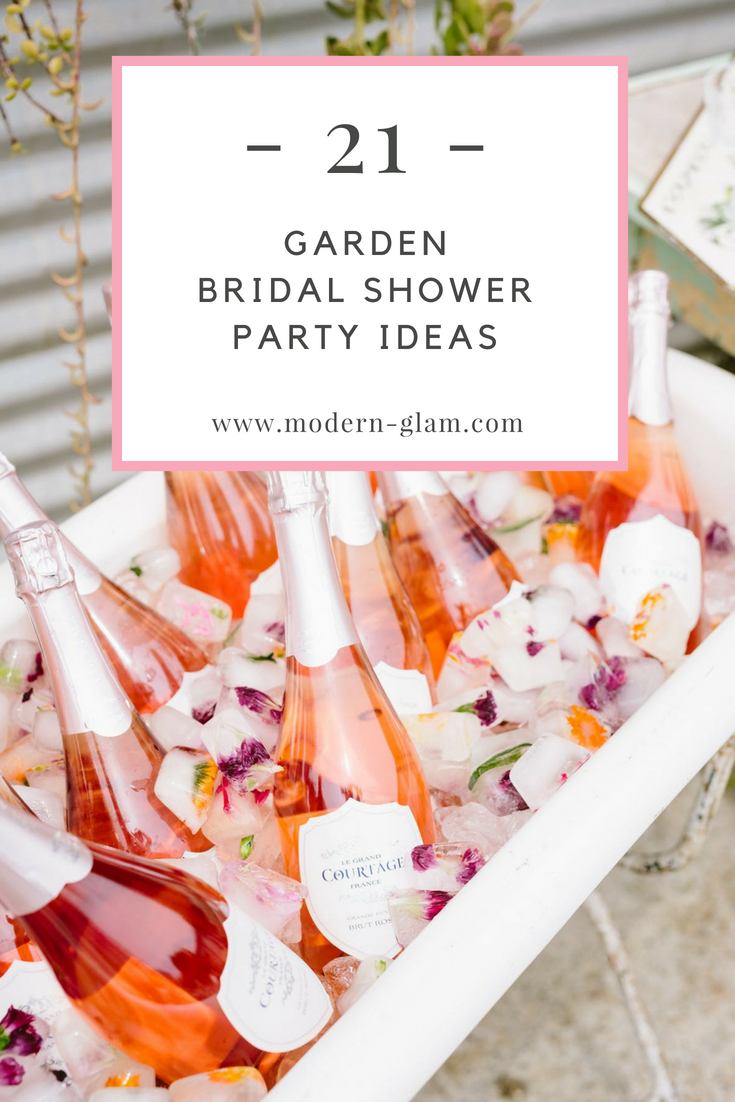 21 garden bridal shower party ideas weddings entertaining party ideas garden party