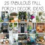 25 fabulous fall porch decor ideas