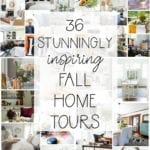 36 Stunning Fall Home Tours