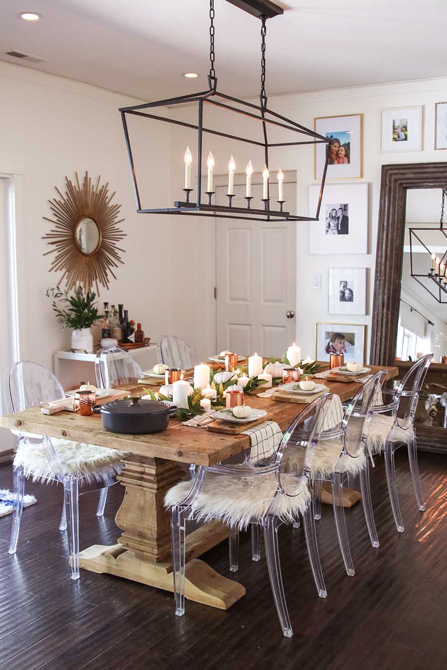 neutral fall table