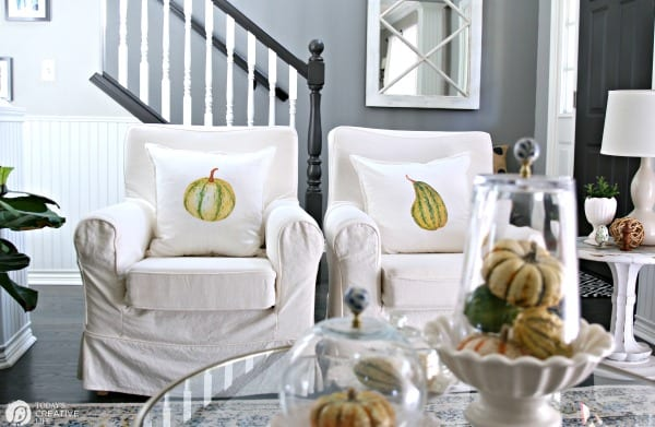 DIY Fall Decor.