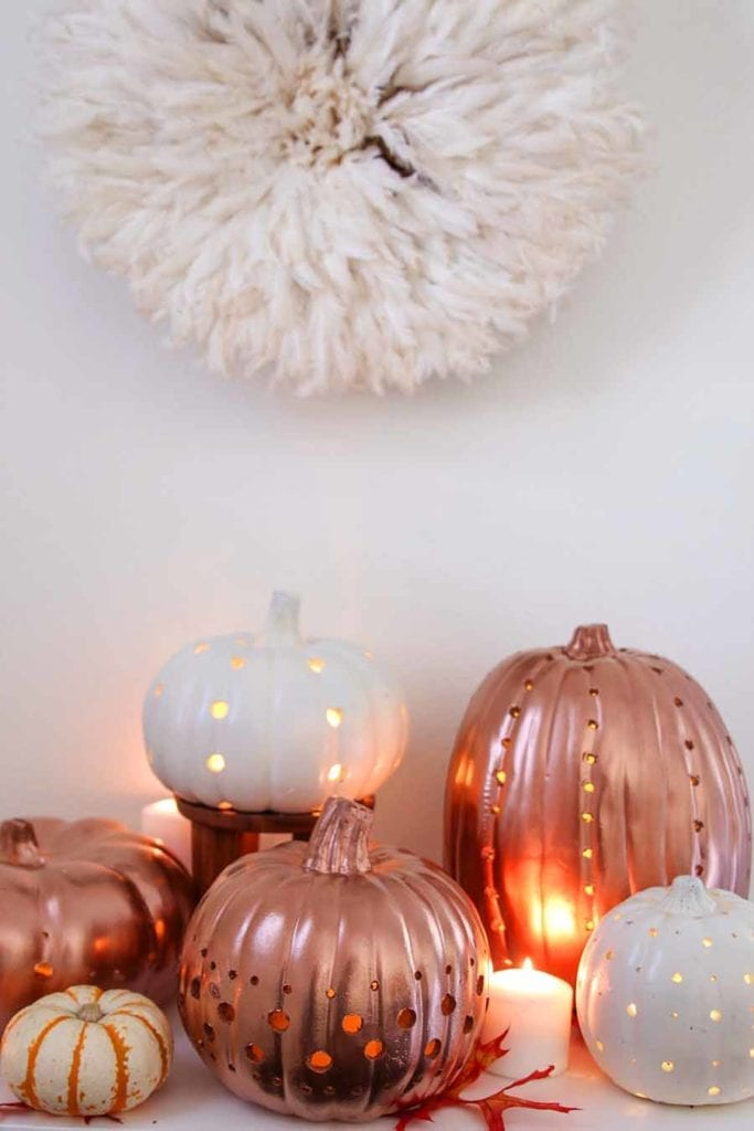 DIY pumpkin ideas