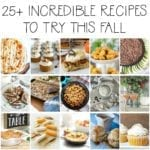 25 fall recipes