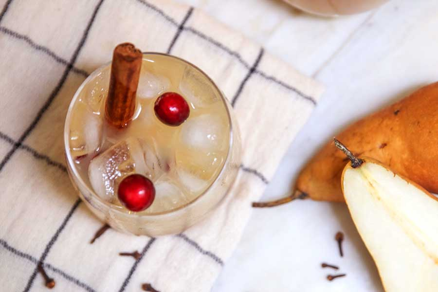 non-alcoholic thanksgiving punch
