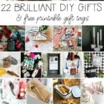 DIY Gift Ideas for Christmas