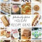 fabulously festive holiday recipe ideas