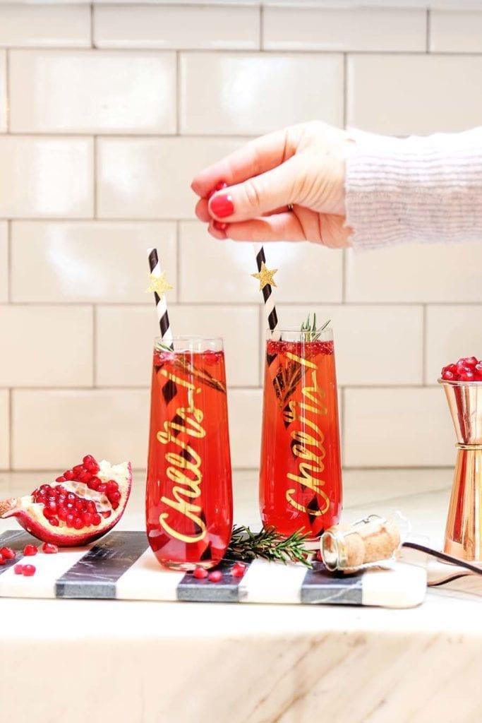 thanksgiving drink ideas