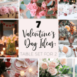 valentine's day table for 2 ideas
