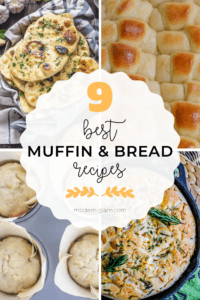 favorite muffin and bread recipes