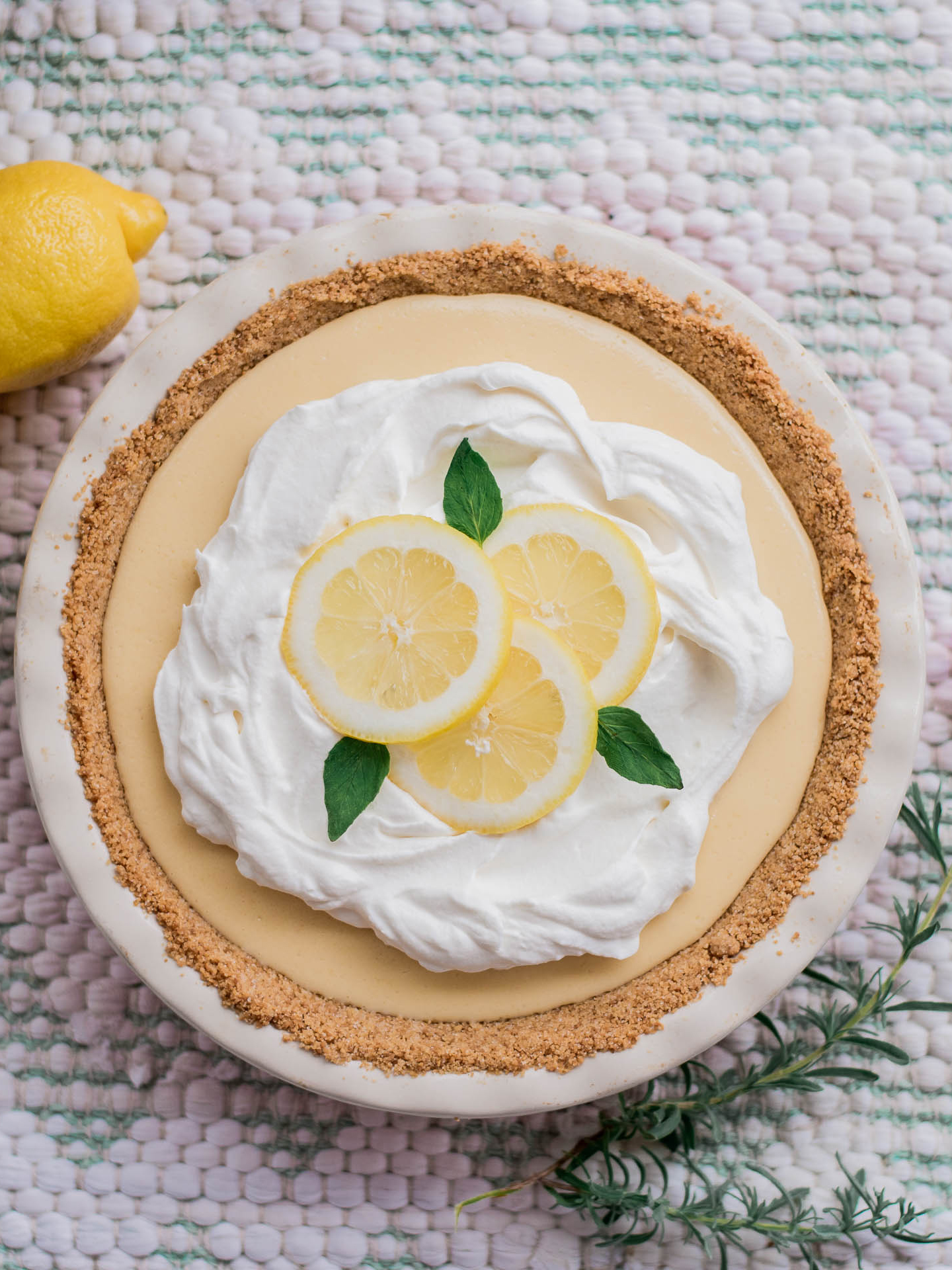 magnolia lemon pie
