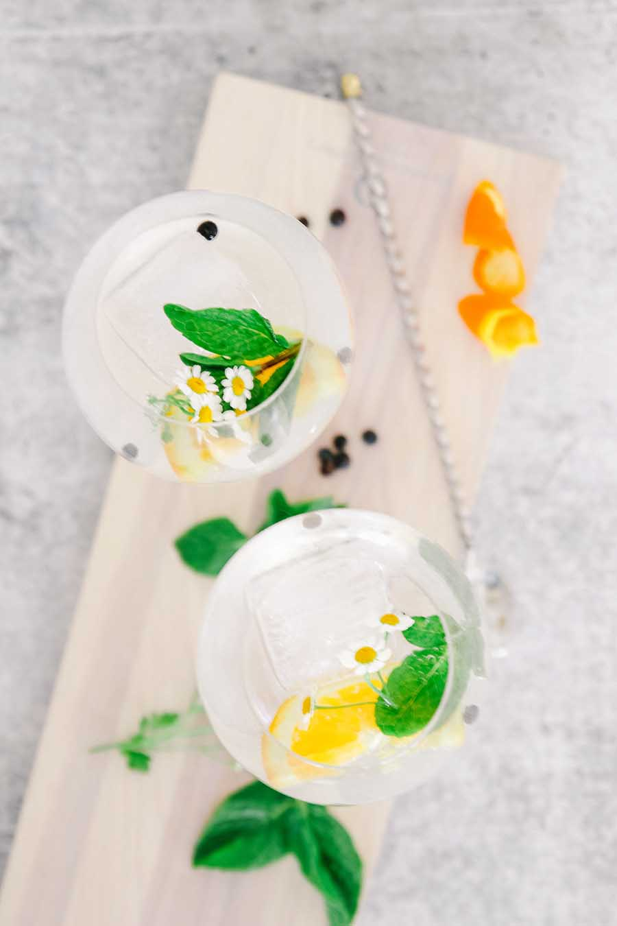 The best gin and tonic recipe