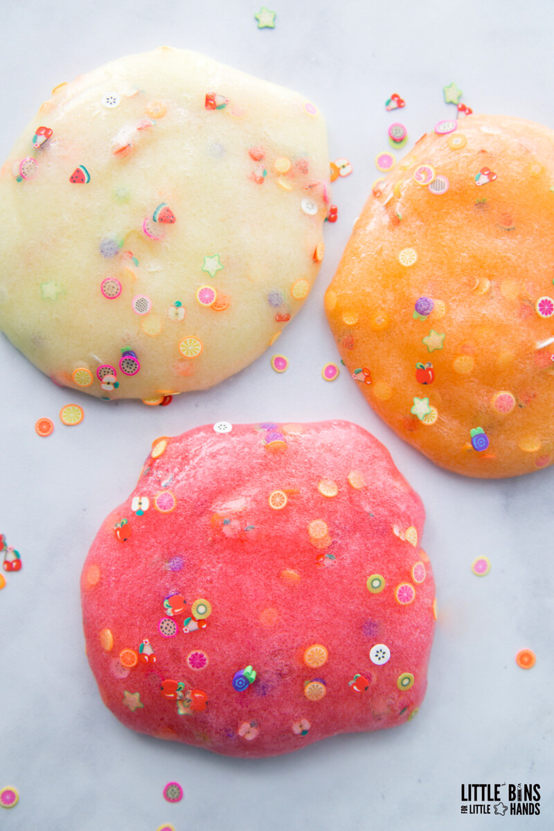the best slime recipes
