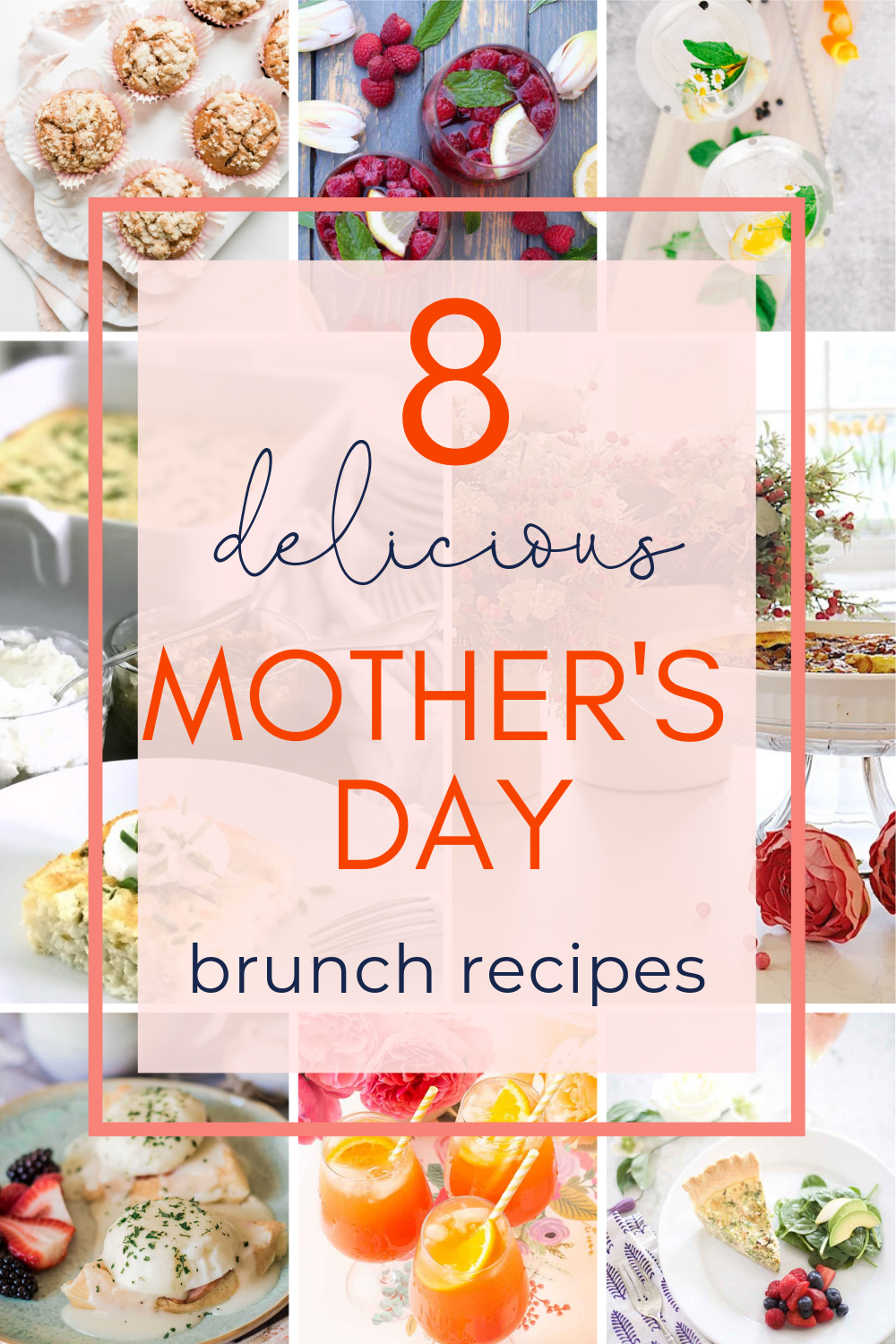 8 mother's day brunch recipes