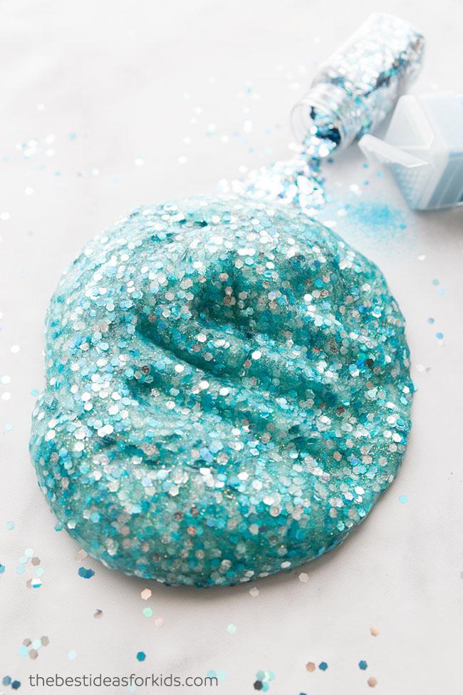 mermaid slime recipe