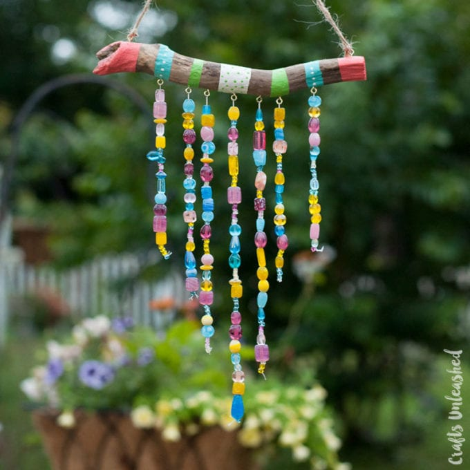 diy windchime craft for kids