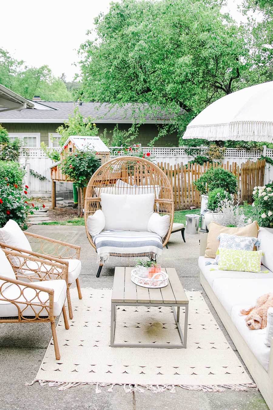 summer decorating ideas for the porch