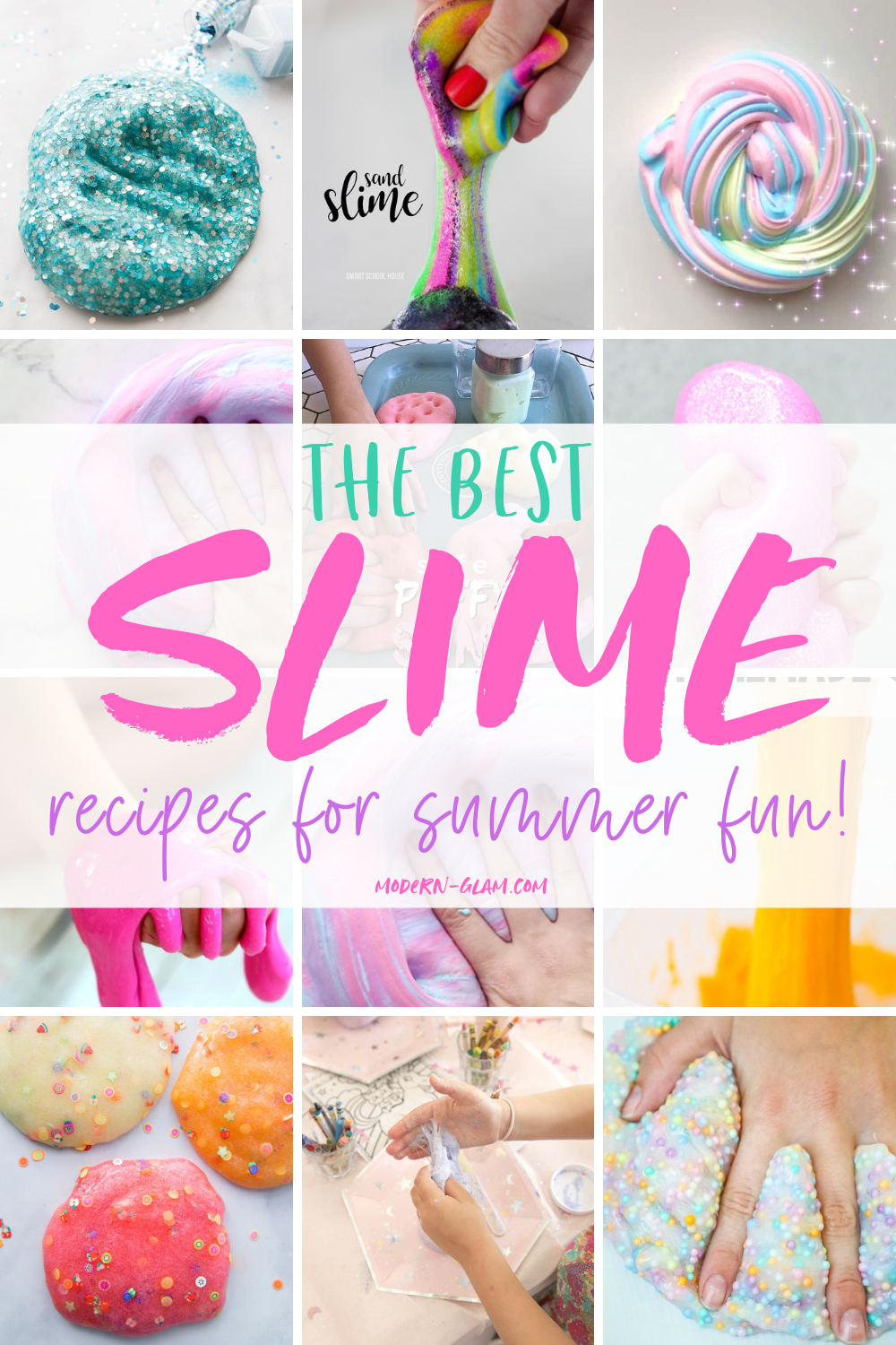 How to make the best slime ever