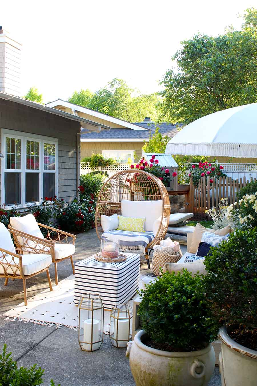 outdoor patio decor ideas