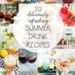 summer drink recipe ideas