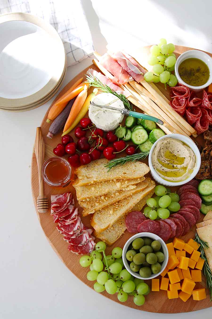 the best charcuterie board