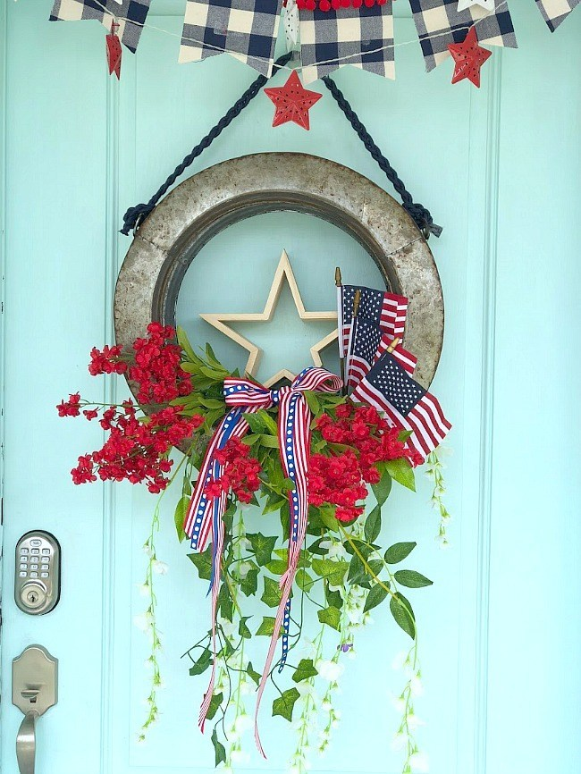 Fun Summer Wreaths
