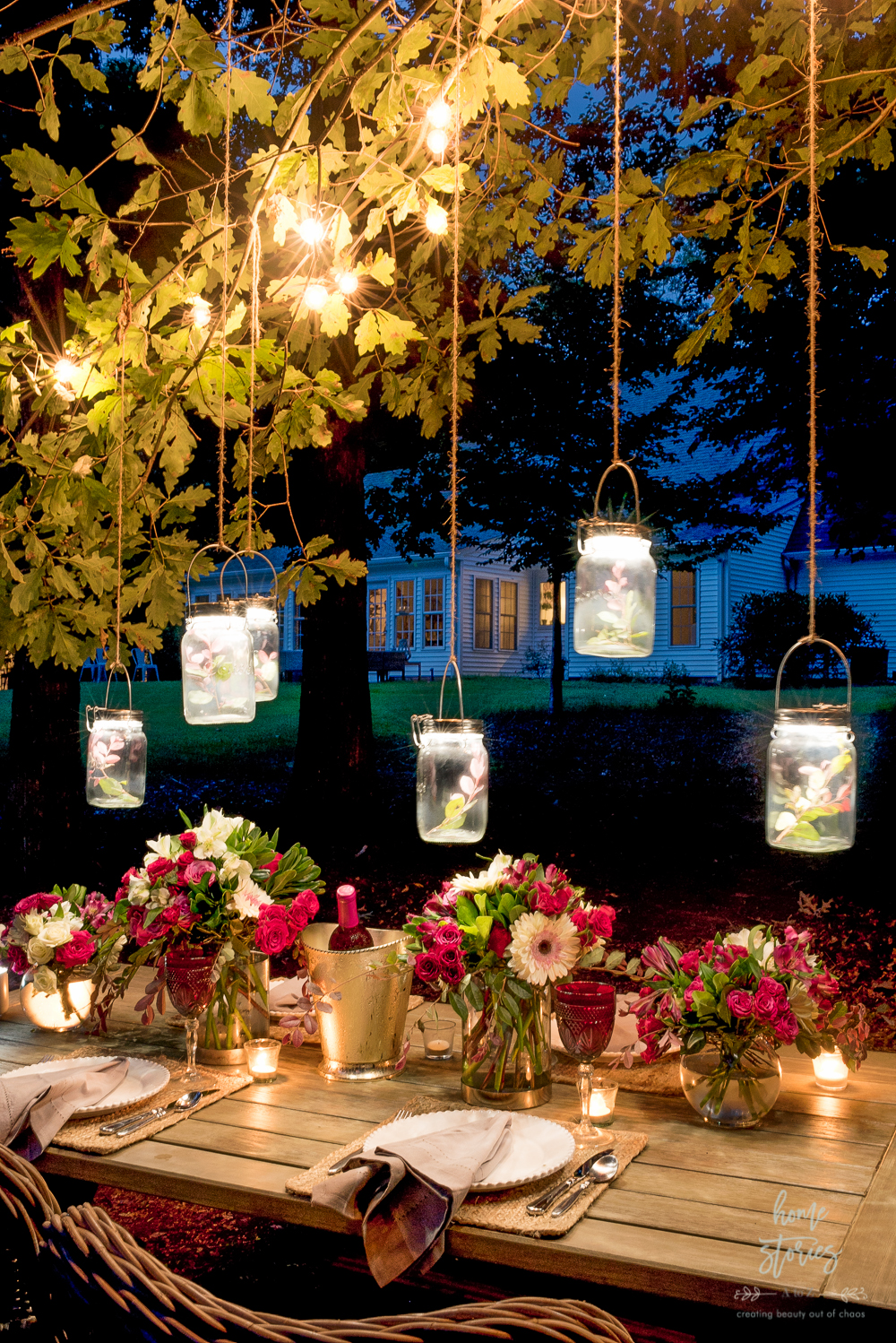 summer party decorating ideas